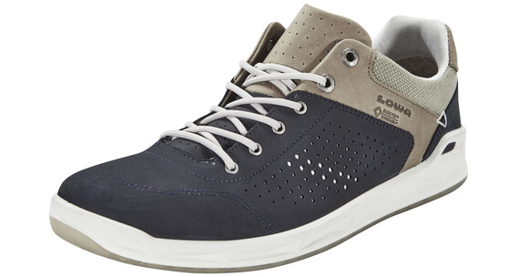 Lowa San Francisco GTX Low Shoes Men navy/weiß